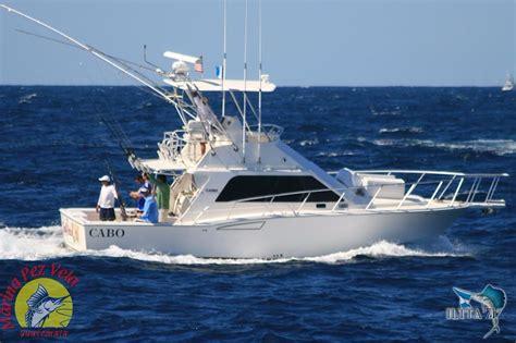 Xpress Boat Dealers In Ms by 2003 Cabo 35 Flybridge Sportfisher Power Boat For Sale