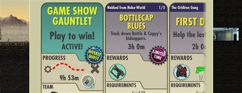 Fallout Shelter guide: Game Show Gauntlet and Smooth