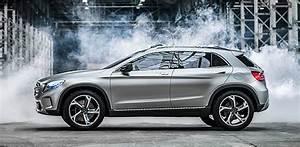 Nouveau Mercedes Gla : concepts mercedes gla concept ~ Voncanada.com Idées de Décoration