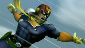 Super Smash Bros. Brawl - Captain Falcon Cutscenes [60fps ...