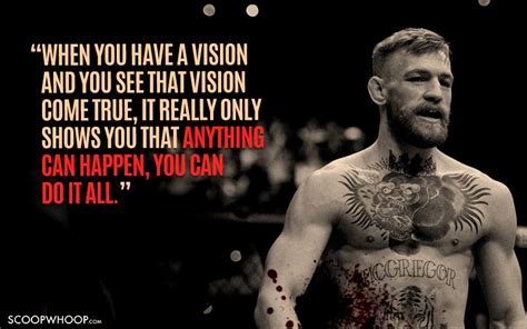 15 Conor Mcgregor Quotes That Prove He's The Most