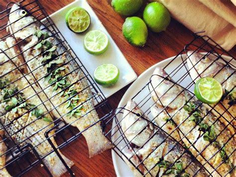 samak mashwi grilled fish   egyptian twist recipe