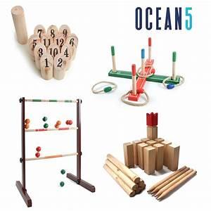 Geschicklichkeitsspiele Für Draußen : ocean5 gartenspiele wikingerschach numern kubb ~ Watch28wear.com Haus und Dekorationen