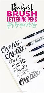 25 best ideas about hand lettering for beginners on With hand lettering pens for beginners
