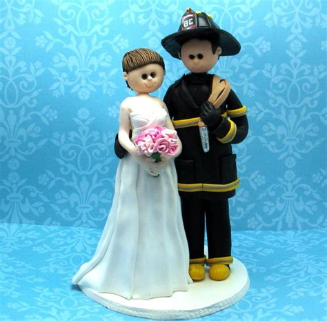 keemas blog firefighter wedding theme