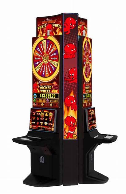 Stuff Wheel Wicked Smokin Slot Classic Mischievous
