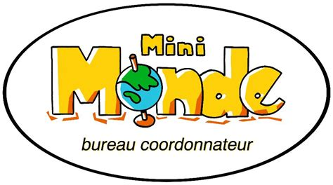 bureau coordonnateur mini monde accueil