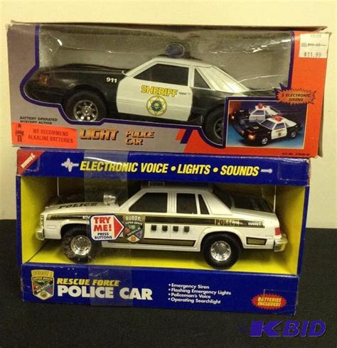 police lights for sale ebay vintage police car and sheriff toy vehicles forest lake