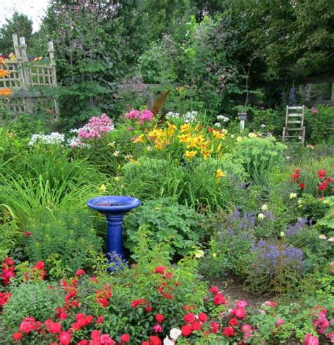 Creating An Easycare Cottage Garden  Your Easy Garden