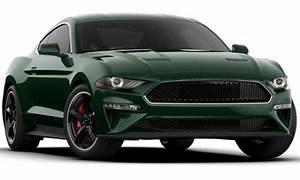 Dark Highland Green 2020 Ford Mustang