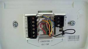 Diagram  Honeywell Rth6580wf Wiring Diagram For Heat Pump