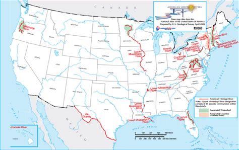 american heritage rivers