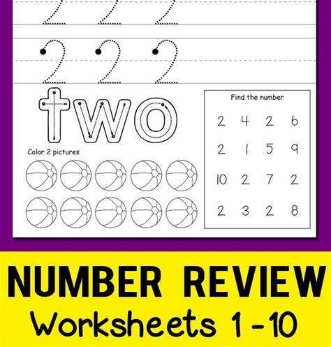 preschool trace number  worksheet schematic  wiring