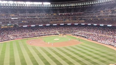 Target Field Home Run Porch by Weekend Wrap Up Kernels Clinch Pub Crawl Mlb Blackouts