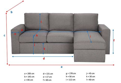 canapé dimension ᐅ test et avis du canapé d 39 angle jules de maisons du monde