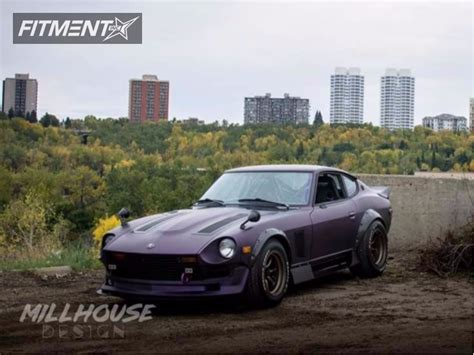 Datsun 280z Coilovers by 1976 Datsun 280z Atara Racing Pisang Bc Racing Coilovers
