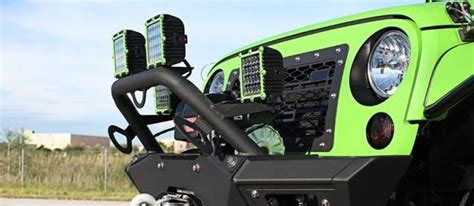 How To Turn Your  Ee  Jeep Ee   Into A Real Off Road Monster