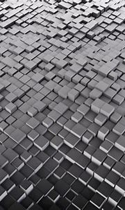 3d abstract background with gray cubes   Free Photo