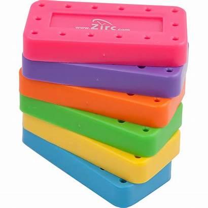 Bur Blocks Hole Zirc Magnetic Block Dental