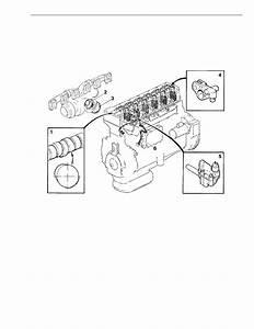 Volvo D12 Engine Parts Diagram