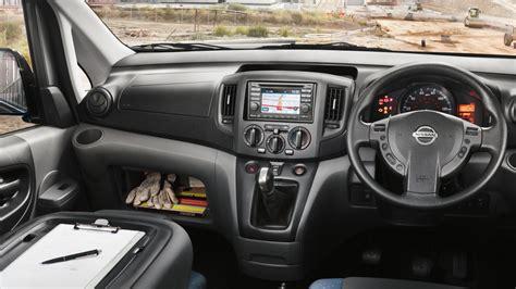 nissan van interior nissan nv200 van commercial vehicle nissan