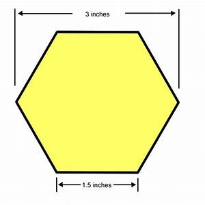 6 inch hexagon template quotes for Hexagon templates for quilting free