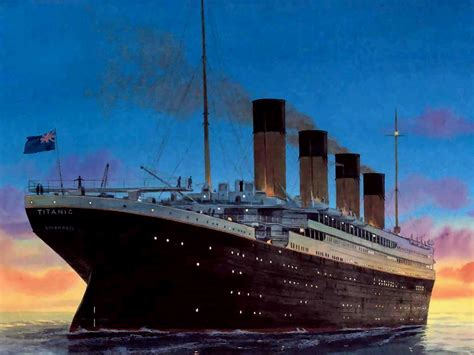 The Titanic Boat by Interesting Facts About Titanic Amusing N