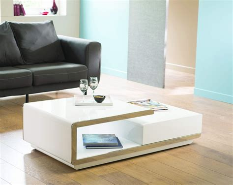 cuisines completes table basse design delta blanche