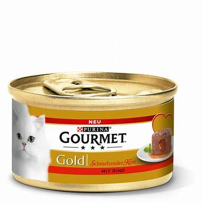 Gourmet Purina Gold Heart Melting Tuna Beef