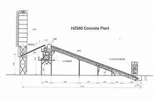 50-60 M3 Concrete Plants
