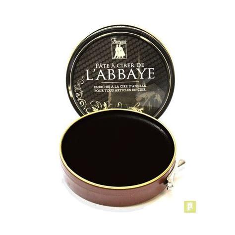 cirage canapé cuir cirage pour cuir à la cire d 39 abeille de l 39 abbaye noir