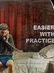 EASIER WITH PRACTICE Movie POSTER 27x40 Brian Geraghty Kel ...