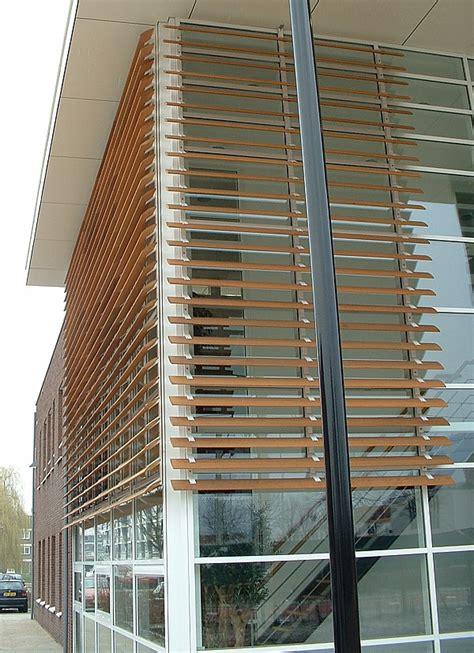 naco exterior wood louvers sun controllers