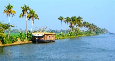 Cochin To Alleppey Distance By Boat by With Alleppey House Boat Day Cruise Kerala Tour Packages