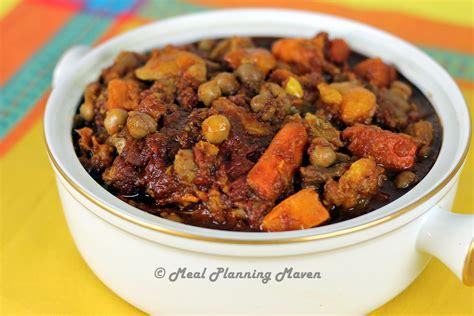 crockpot chicken tagine meal planning maven