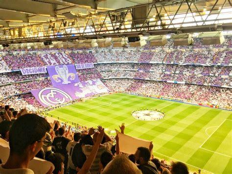 Inside the Santiago Bernabéu in 2020 | Real madrid ...