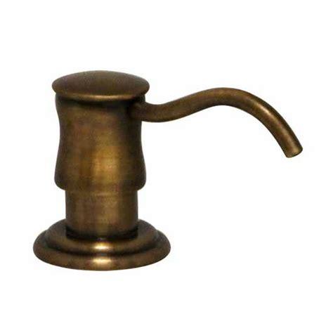Kitchen Accessories  Solid Brass Vintage Iii Kitchen Soap