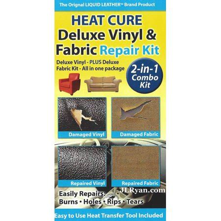 Vinyl Upholstery Repair by Fabric Upholstery Repair Kit Furniture Luggage