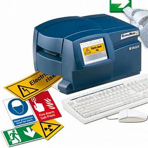 globalmark industrial label maker labeling With commercial label maker