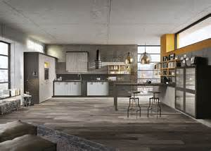 kitchen design for lofts 3 ideas from snaidero