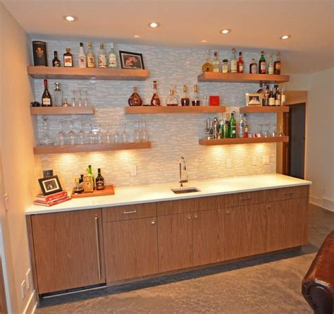 Bar With Shelves by Image Result For Contemporary Shelving Bar Basement