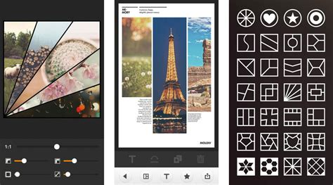 best photo collage apps for iphone and iphoto