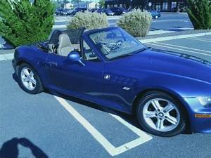 Buy Used 2000 Bmw Z3 Roadster Convertible 2