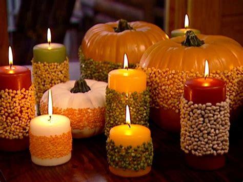 festive fall tablescape hgtv