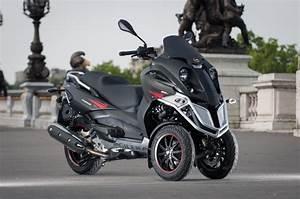 Moto Avec Permis B : tous les tricycles du groupe piaggio pour les titulaires du permis b l 39 argus ~ Maxctalentgroup.com Avis de Voitures