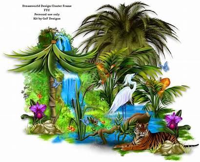 Cluster Tropical Scrap