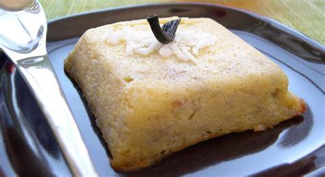 dessert vanill 233 224 la banane et au lait d avoine par val 233 rie cupillard magazine