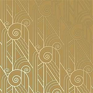 Papier Peint Art Deco : art d co d co and art d co papier peint on pinterest ~ Dailycaller-alerts.com Idées de Décoration