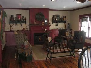 1654 best primitive decorating ideas images on pinterest With primitive decorating ideas for living room