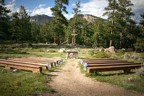 sarasmith estes park wedding venue